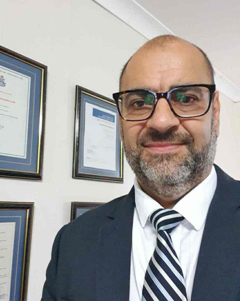 Chris Karamanolis - Conveyancer and Immigration Lawyer